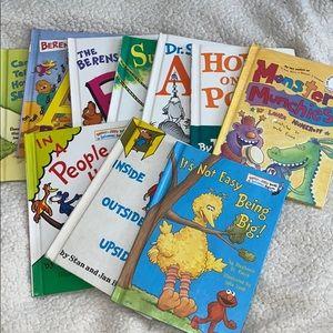 De Seuss baby books bundle